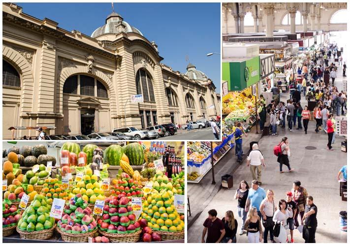 Fotos do Mercado Público de São Paulo, na capital