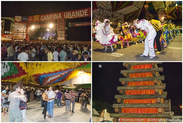 Fotos da Festa de São João em Campina Grande, na Paraíba  -  Photograph by Ricardo Junior / www.ricardojuniorfotografias.com.br
