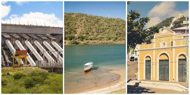 Outras atrações da região que valem a pena conhecer são a Usina Hidrelétrica do Xingó, a Rota do Cangaço e a cidade de Piranhas.
