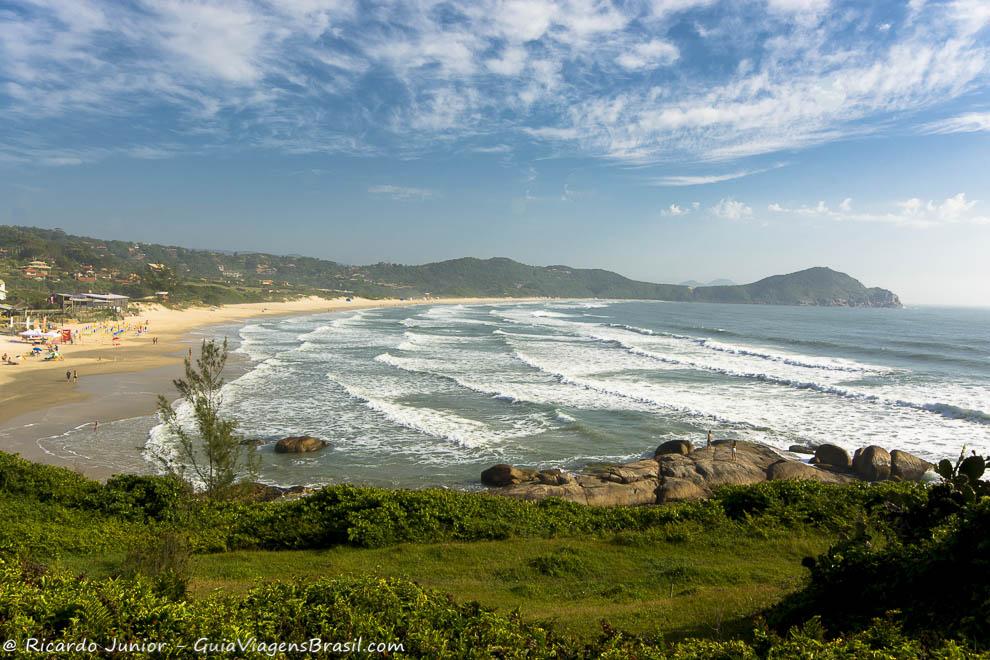 Foto Praia do Rosa, em Santa Catarina - Photograph by Ricardo Junior / www.ricardojuniorfotografias.com.br
