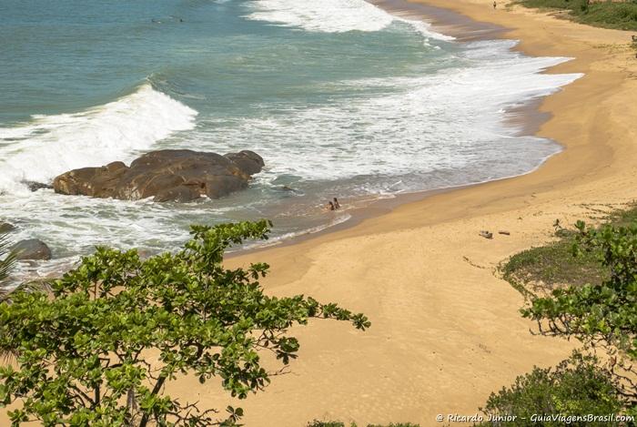 Foto da praia do Pinho, em Santa Catarina - Photograph by Ricardo Junior / www.ricardojuniorfotografias.com.br