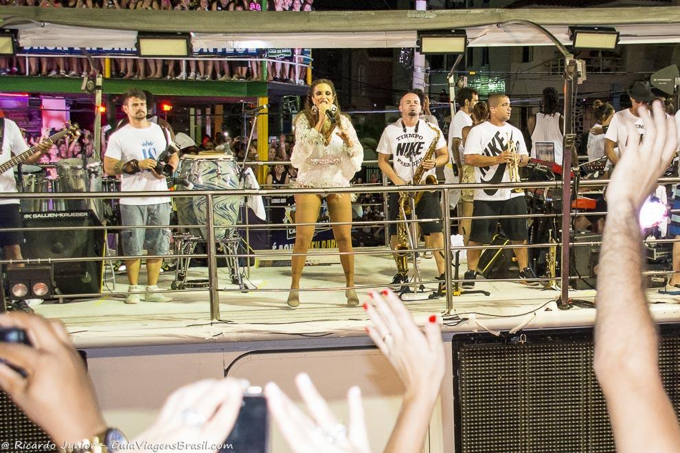 Ivete Sangalo no Carnaval de Salvador, na Bahia. Fotos de Ricardo Junior / www.ricardojuniorfotografias.com.br