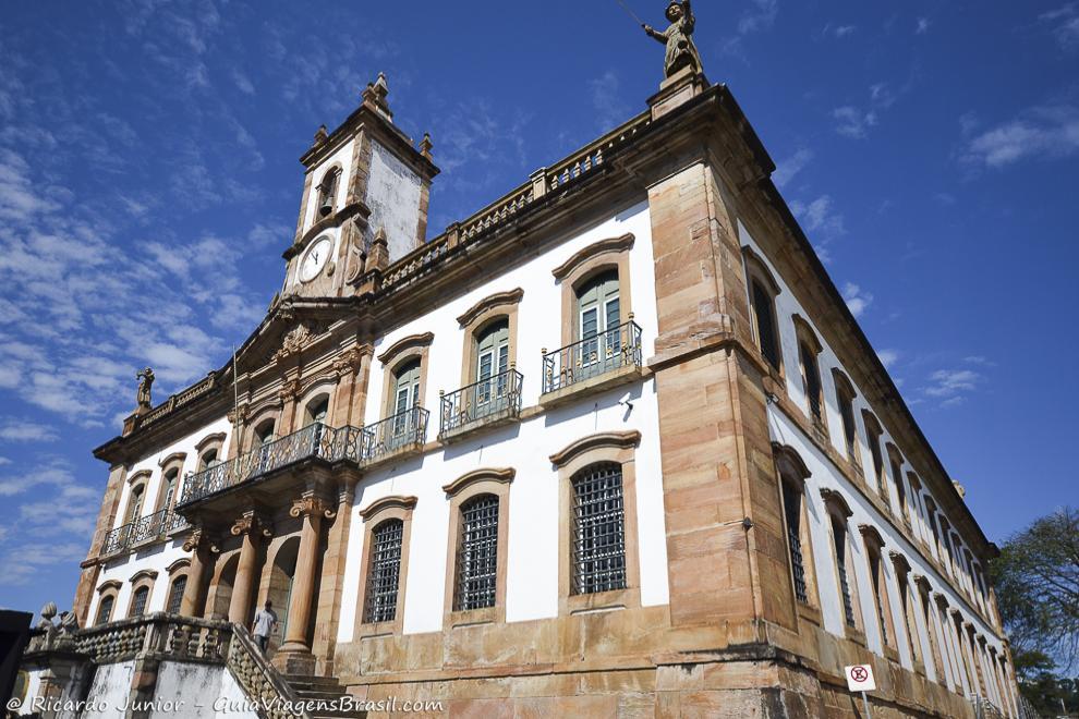 Museu da Inconfidência que conta mais da história do Brasil, em Ouro Preto, Minas Gerais. Fotos de Ricardo Junior / www.ricardojuniorfotografias.com.br