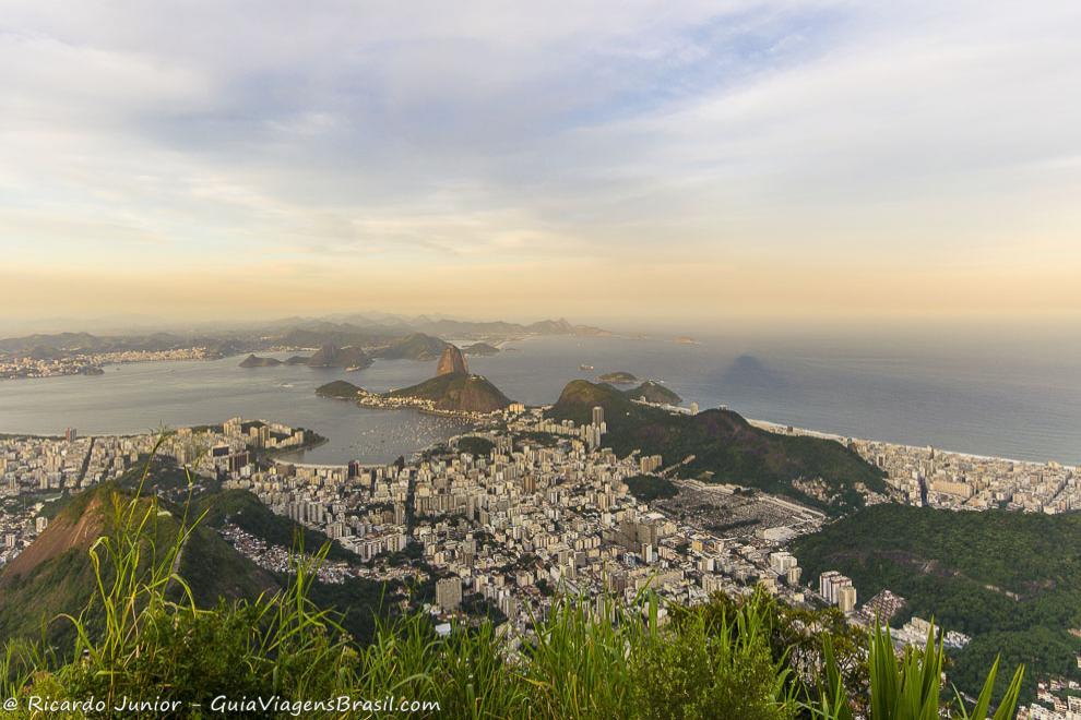 Bela vista da Cidade Maravilhosa. Fotos de Ricardo Junior / www.ricardojuniorfotografias.com.br