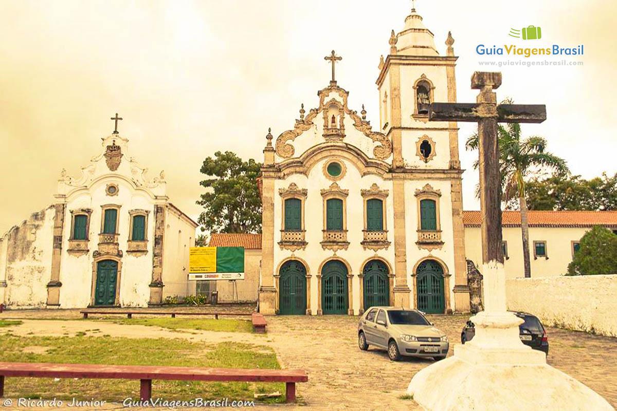 Centro Histórico e a Igreja Matriz de Nossa Senhora da Conceição, em Marechal Deodoro, AL. Fotos de Ricardo Junior / www.ricardojuniorfotografias.com.br