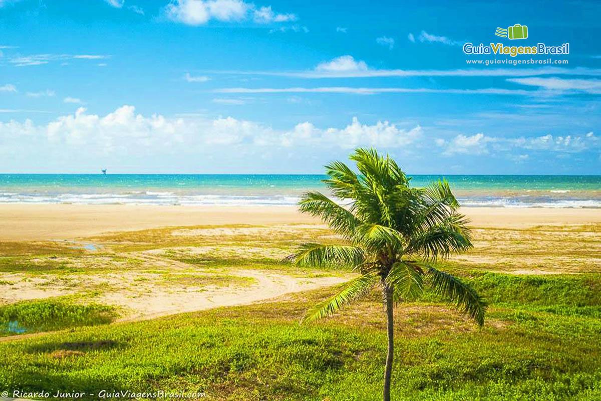 Vista da Praia de Atalaia, em Aracaju, SE. Fotos de Ricardo Junior / www.ricardojuniorfotografias.com.br