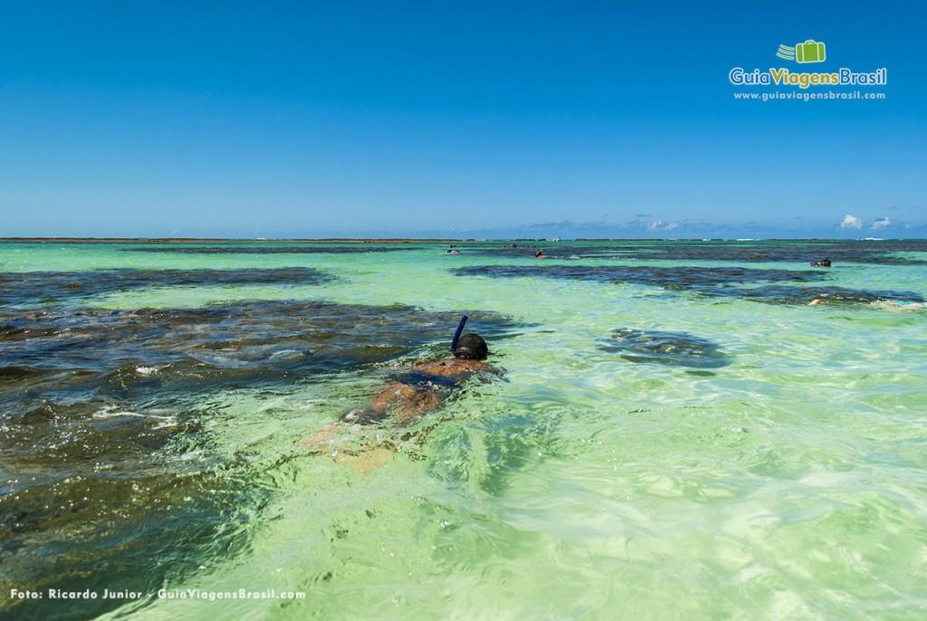 Foto piscinas naturais de Maragogi - Caribe Brasileiro Fotos de Ricardo Junior / www.ricardojuniorfotografias.com.br