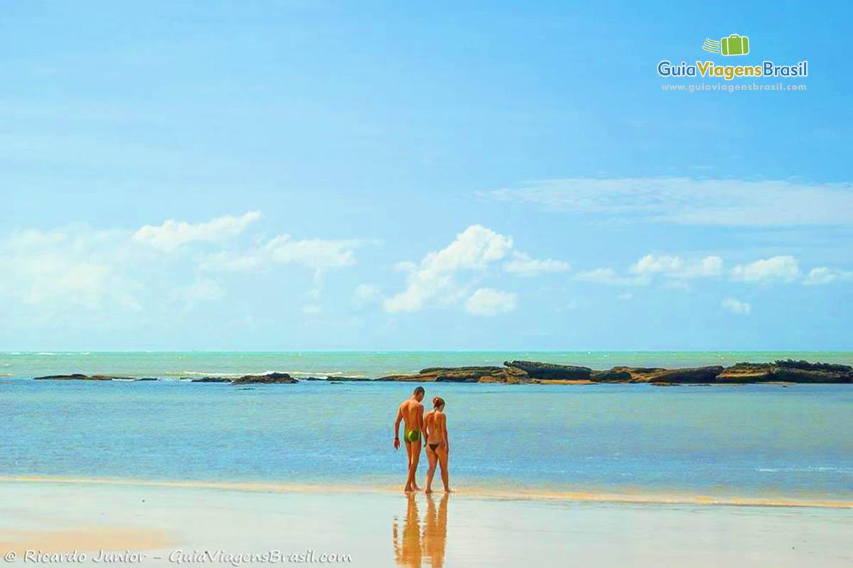 Praia de Itacimirim, Porto Seguro, BA. <br /> Fotos de Ricardo Junior / www.ricardojuniorfotografias.com.br