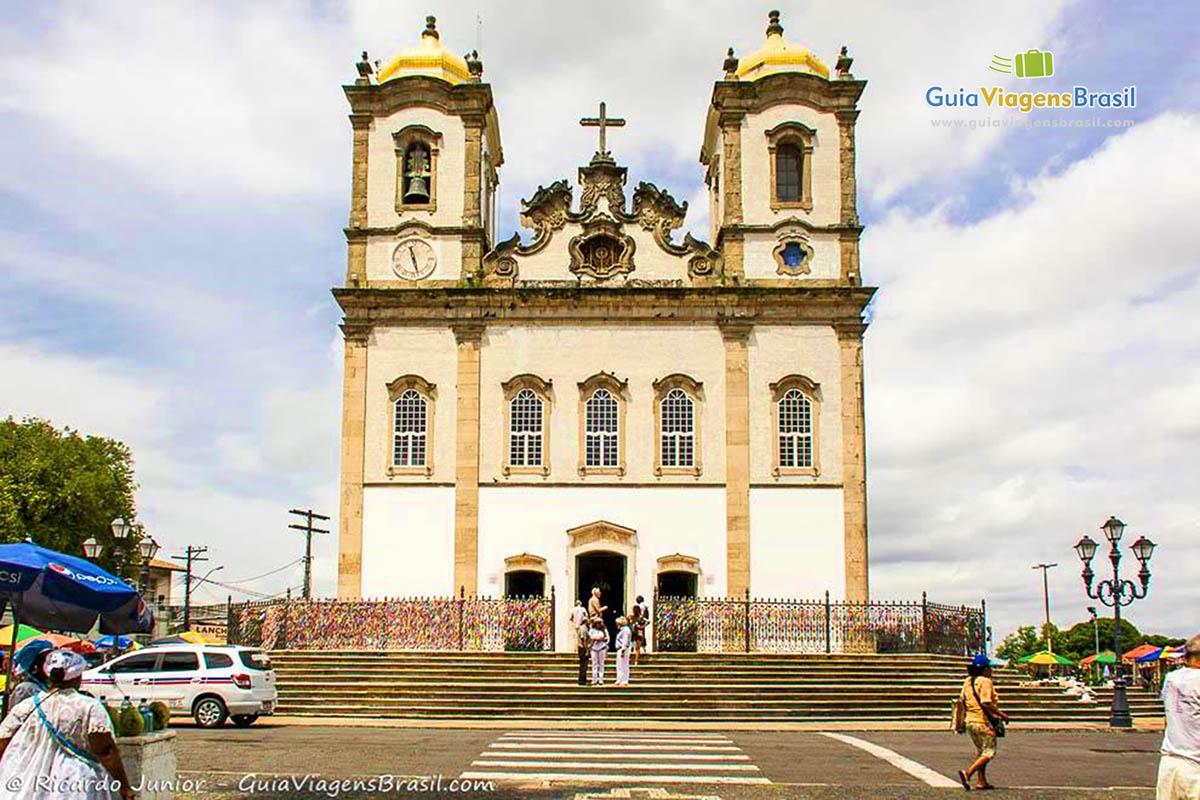 Igreja Senhor do Bonfim, em Salvador, BA. Fotos de Ricardo Junior / www.ricardojuniorfotografias.com.br