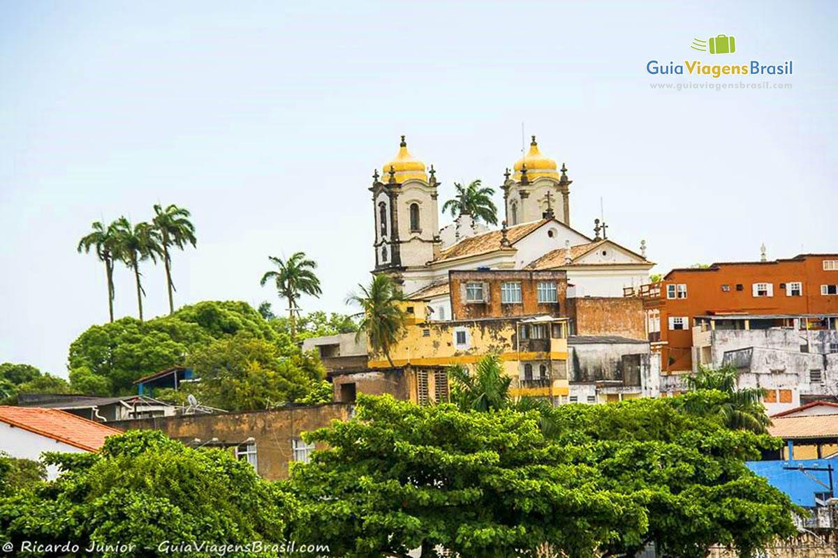 Vista da Colina Sagrada, onde está a Igreja Senhor do Bonfim, em Salvador, BA. Fotos de Ricardo Junior / www.ricardojuniorfotografias.com.br