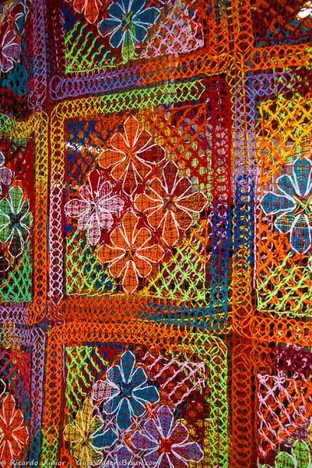 Artesanato em renda é tradicional do Rio Grande do Norte. Fotos de Ricardo Junior / www.ricardojuniorfotografias.com.br