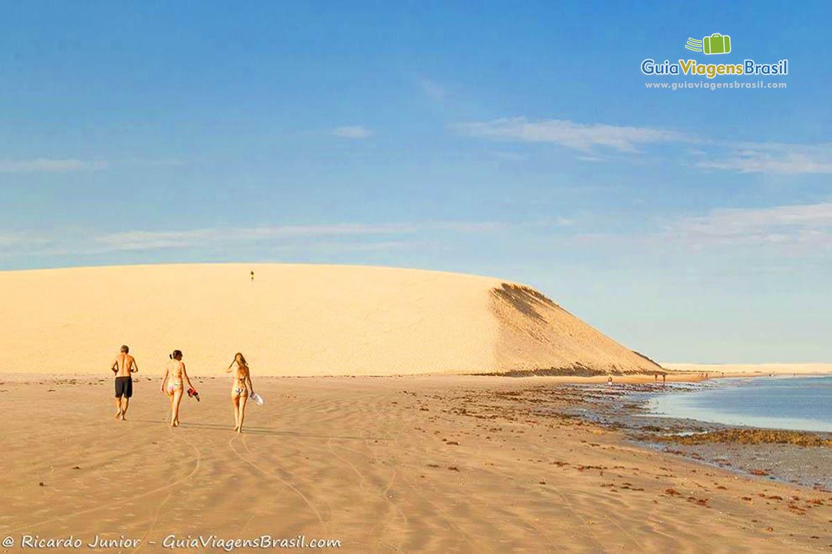 Praia Jericoacoara - Ceará - Foto-9383