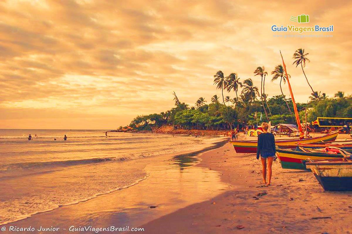 Praia Jericoacoara - Ceará - Foto-0581