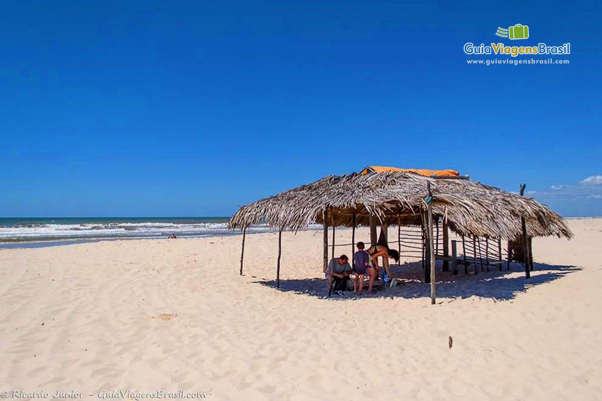 Praia de Caburé nos Lençóis Maranhenses