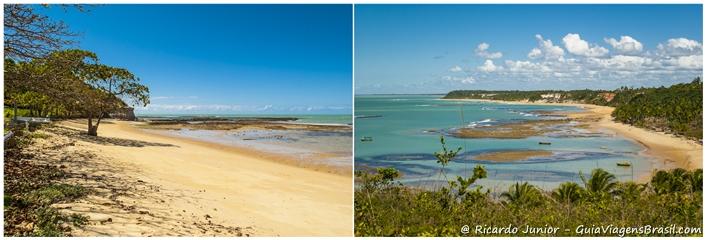 Fotos da Praia do Espelho em Trancoso, Bahia - Photograph by Ricardo Junior / www.ricardojuniorfotografias.com.br