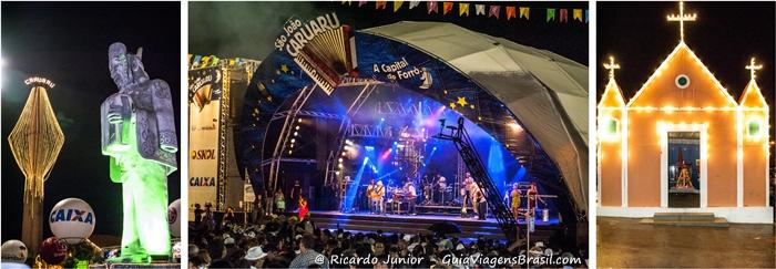 Fotos da festa de São João em Caruaru, Pernambuco  -  Photograph by Ricardo Junior / www.ricardojuniorfotografias.com.br