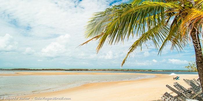 Foto da praia de Santo André, Bahia - Photograph by Ricardo Junior / www.ricardojuniorfotografias.com.br