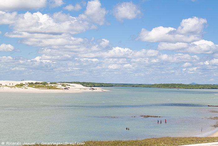Foto da Barra dos Remédios, em Camocim no Ceará -  Photograph by Ricardo Junior / www.ricardojuniorfotografias.com.br