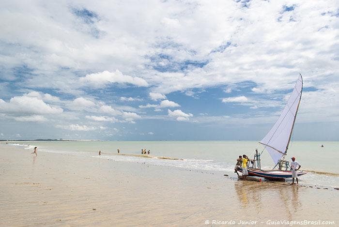 Foto da praia de Cumbuco, no Ceará -  Photograph by Ricardo Junior / www.ricardojuniorfotografias.com.br