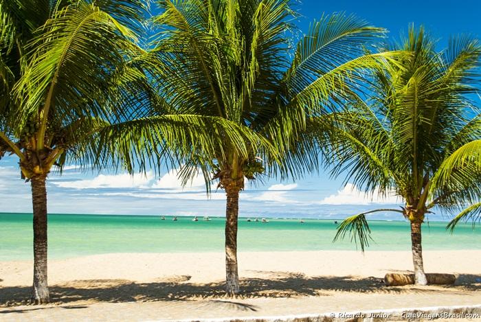 Foto da Praia de Japaratinga, em Alagoas. - Photograph by Ricardo Junior /www.ricardojuniorfotografias.com.br
