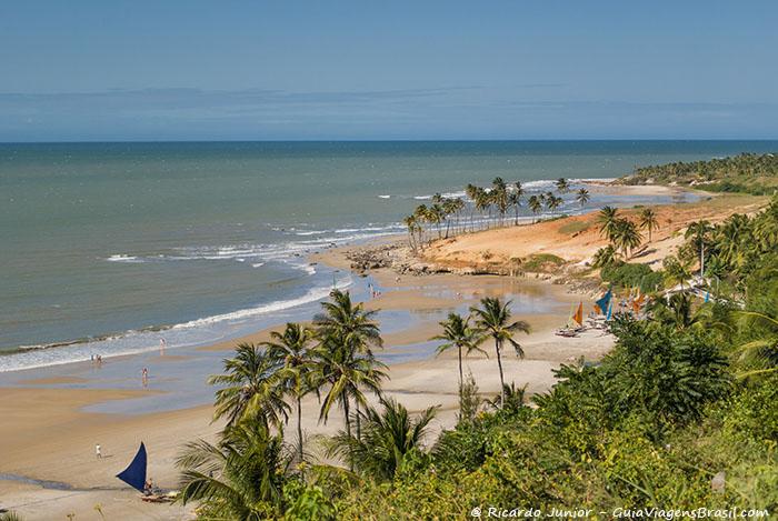 Foto da praia da Lagoinha , no Ceará -  Photograph by Ricardo Junior / www.ricardojuniorfotografias.com.br