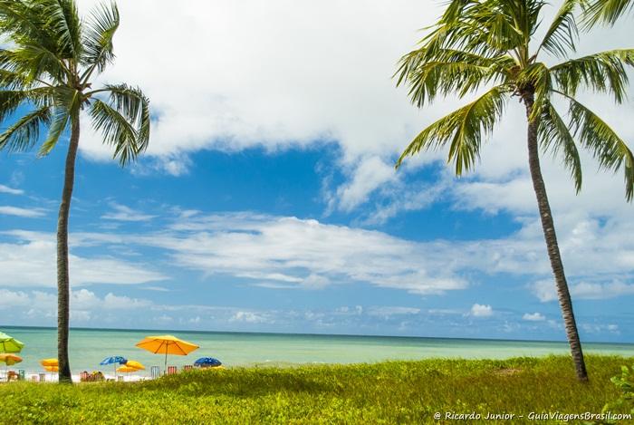 Foto da Praia de Boa Viagem, em Recife, Pernambuco - Photograph by Ricardo Junior /www.ricardojuniorfotografias.com.br