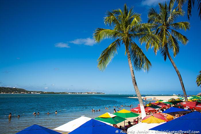 Foto da Praia do Gunga, em Barra de Sao Miguel, Alagoas. - Photograph by Ricardo Junior /www.ricardojuniorfotografias.com.br