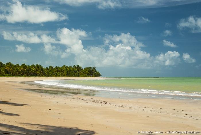 Foto da Praia de Ipioca, em Maceió, Alagoas. - Photograph by Ricardo Junior /www.ricardojuniorfotografias.com.br