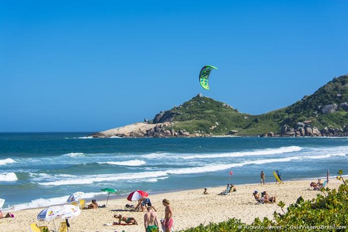 Foto Praia Mole, em FLorianópolis, Santa Catarina - Photograph by Ricardo Junior / www.ricardojuniorfotografias.com.br