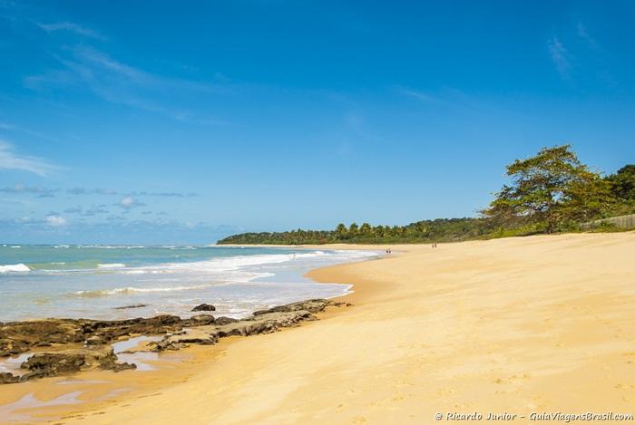 Foto da Praia do Rio Verde, em Trancoso, Bahia - Photograph by Ricardo Junior / www.ricardojuniorfotografias.com.br