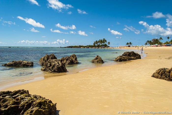 Foto da Segunda Praia, Morro de São Paulo, Bahia - Photograph by Ricardo Junior / www.ricardojuniorfotografias.com.br