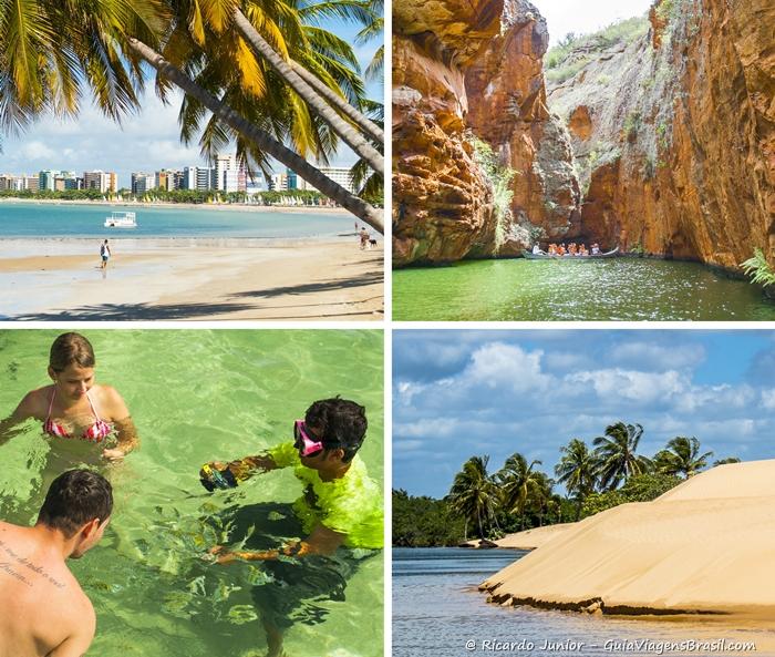 Fotos das melhores atrações TOP 10 Alagoas - Photograph by Ricardo Junior / www.ricardojuniorfotografias.com.br