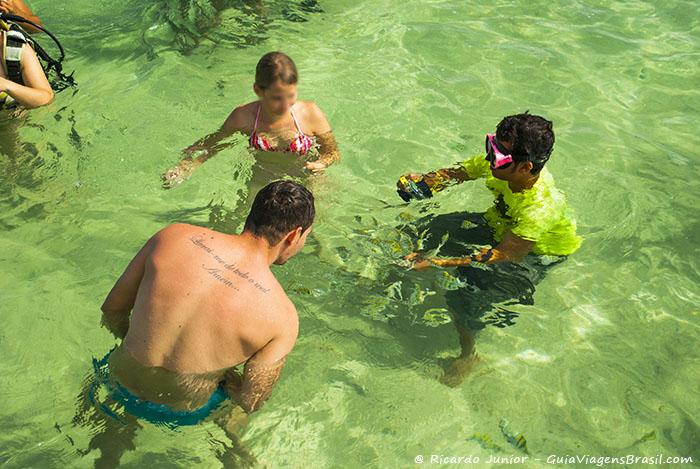Peixes coloridos nas piscinas naturais de Paripueira - Photograph by Ricardo Junior / www.ricardojuniorfotografias.com.br