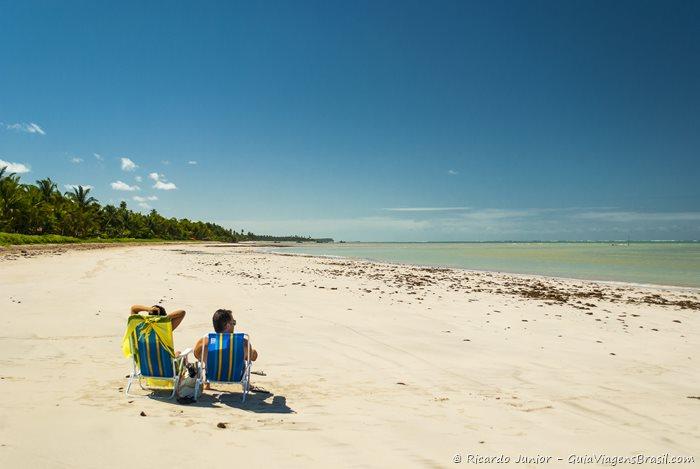 Foto da Praia do Toque, em São Miguel dos Milagres, Alagoas. - Photograph by Ricardo Junior /www.ricardojuniorfotografias.com.br