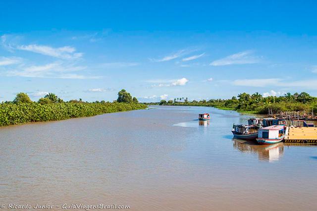 Delta do Parnaíba, o único das Américas formado em mar aberto. Photograph by Ricardo Junior / www.ricardojuniorfotografias.com.br