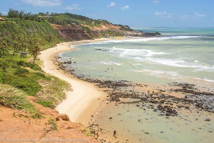 Foto Praia do Amor, em Pipa, Rio Grande do Norte - Photograph by Ricardo Junior / www.ricardojuniorfotografias.com.br