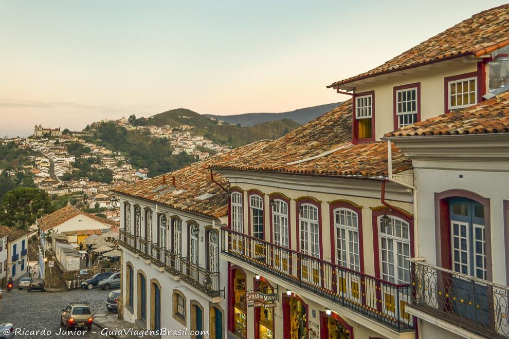 Centro Histórico de Ouro Preto, uma viagem a época colonial do Brasil, em Minas Gerais. Photograph by Ricardo Junior / www.ricardojuniorfotografias.com.br