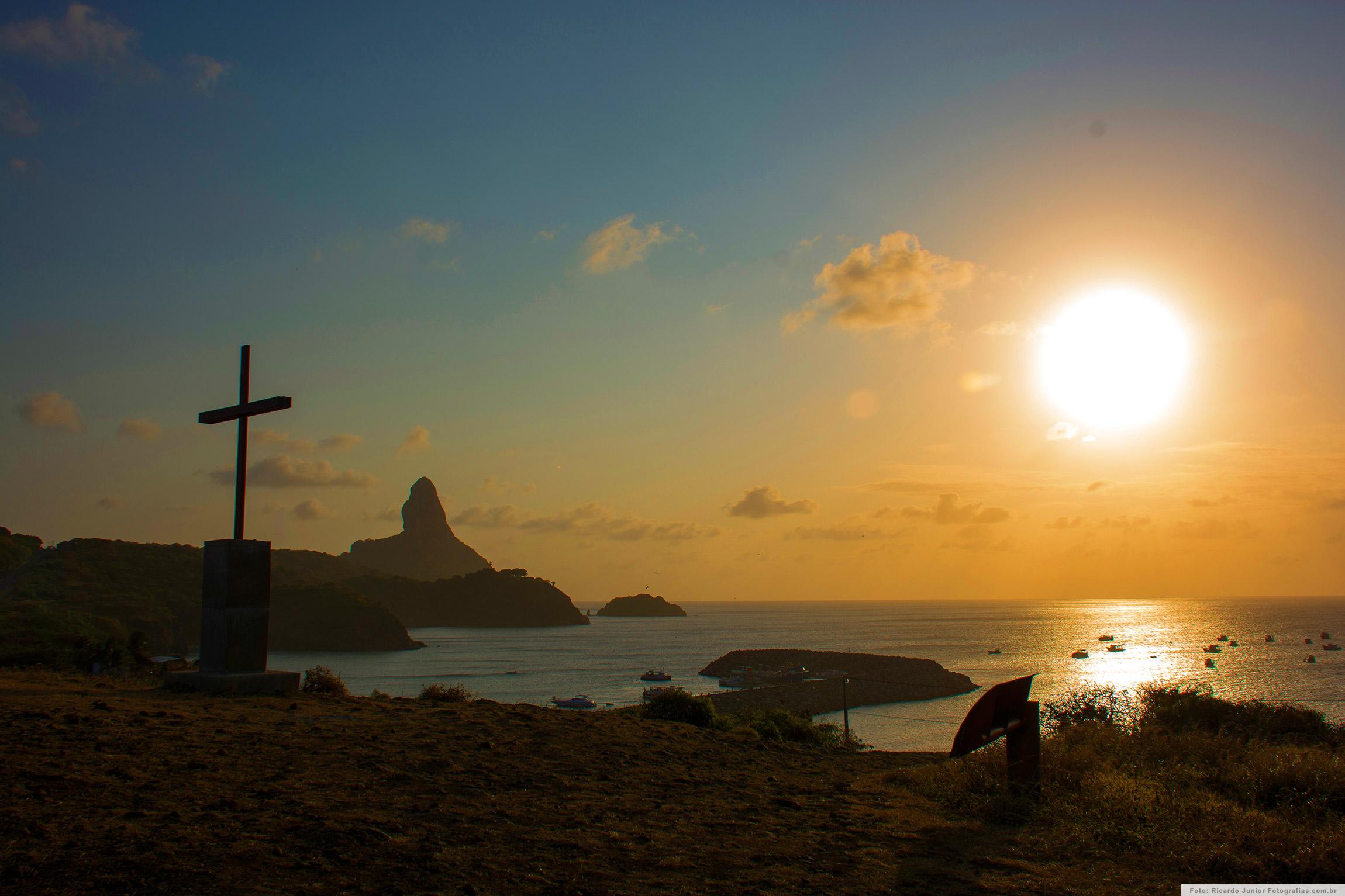 Mirantes do Porto de Santo Antônio, em Fernando de Noronha – Foto: Ricardo Junior