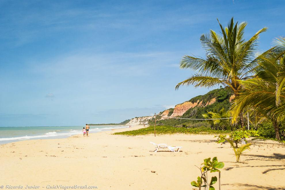 Praia Taípe, em Arraial D'Ajuda, na Bahia. Photograph by Ricardo Junior / www.ricardojuniorfotografias.com.br