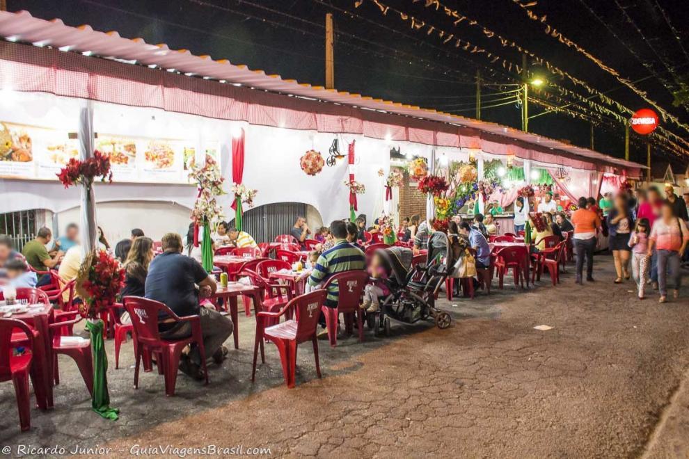 Festa do Quiririm em Taubaté - SP. - Foto: Ricardo Junior / www.guiaviagensbrasil.com.br