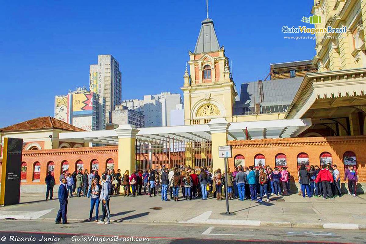 Museu da Língua Portuguesa, espaço interativo para aprender e se divertir em São Paulo, SP. Fotos de Ricardo Junior / www.ricardojuniorfotografias.com.br