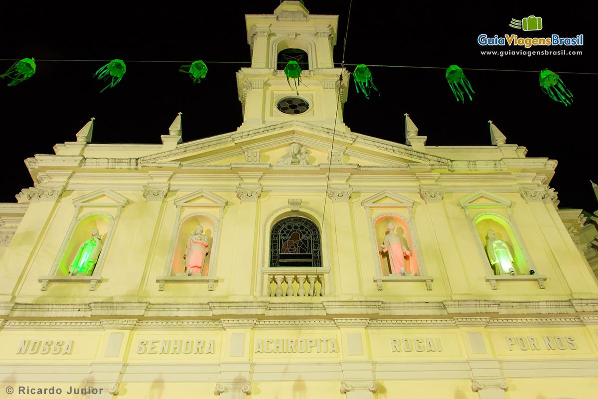 Paróquia Nossa Senhora Achiropita no Bixiga, São Paulo. - Fotos de Ricardo Junior / www.ricardojuniorfotografias.com.br