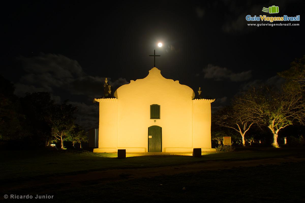 Igreja de São João Batista, em Trancoso - BA