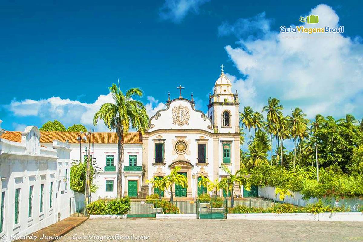 Convento e Igreja São Francisco, em Olinda, PE. Fotos de Ricardo Junior / www.ricardojuniorfotografias.com.br