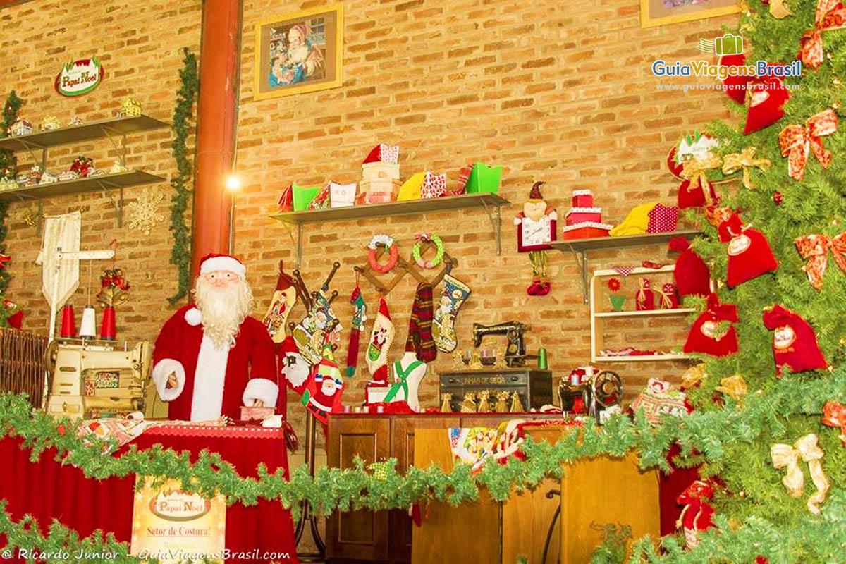 Aldeia do Papai Noel, Gramado, RS.