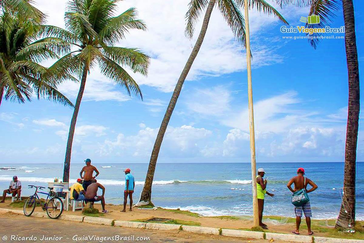 Orla da Praia de Pituba, em Salvador, BA. Fotos de Ricardo Junior / www.ricardojuniorfotografias.com.br