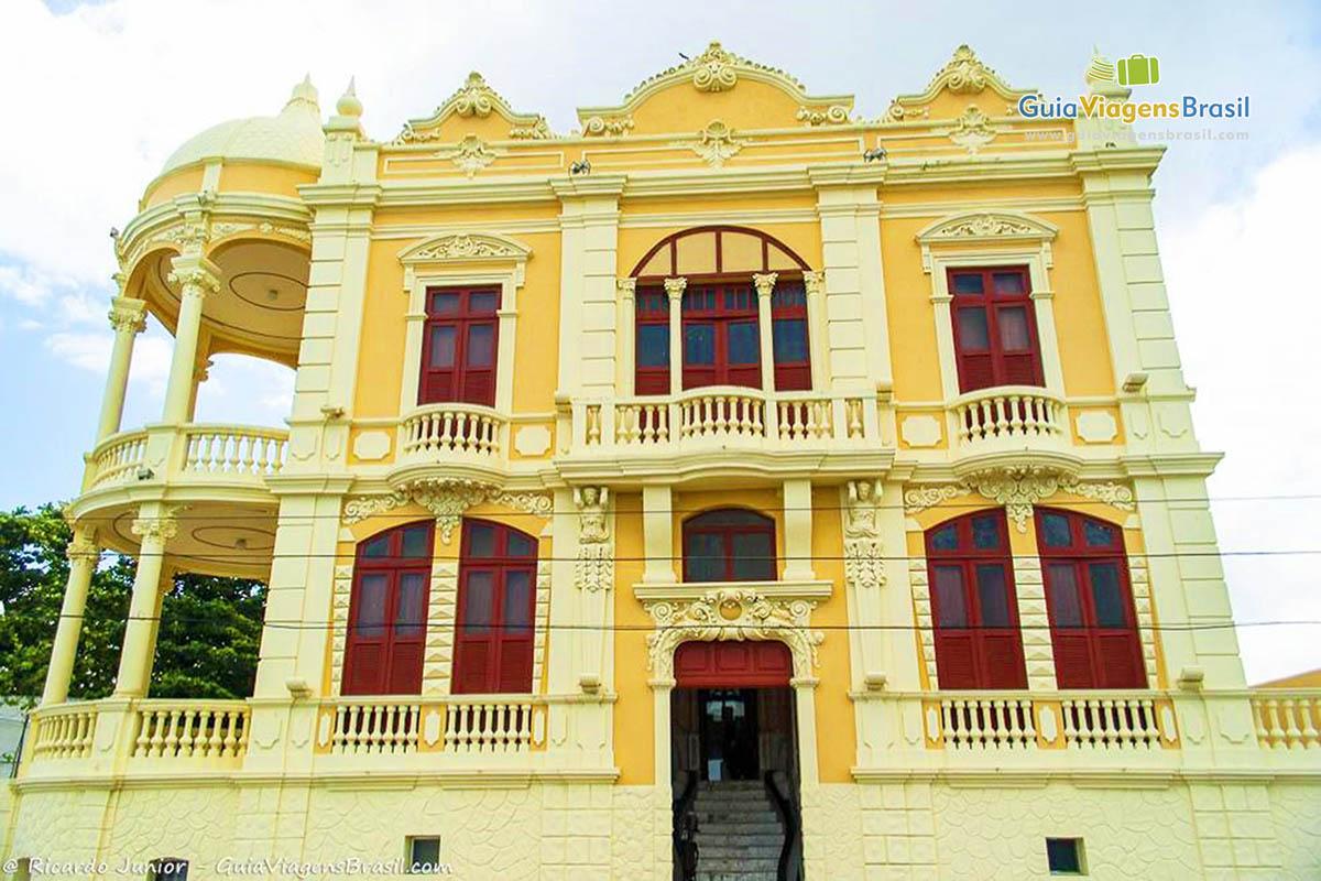 Museu Théo Brandão de Antropologia e Folclore, no Centro Histórico de Maceió, AL. Fotos de Ricardo Junior / www.ricardojuniorfotografias.com.br