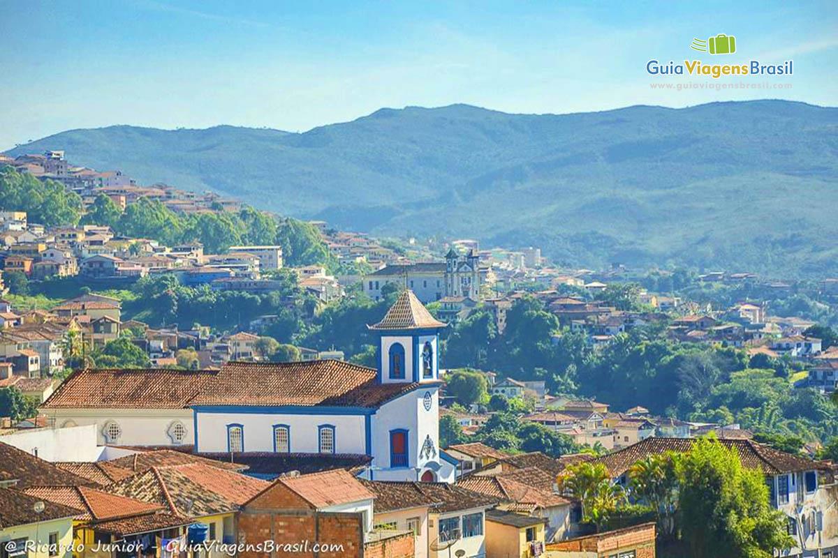 Centro histórico de Mariana, um patrimônio histórico nacional, em MG. Fotos de Ricardo Junior / www.ricardojuniorfotografias.com.br