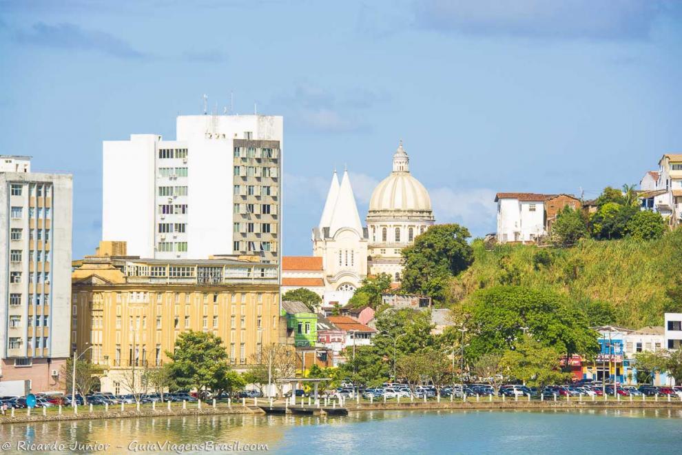 Imagem das construções em Ilhéus-Bahia-BA