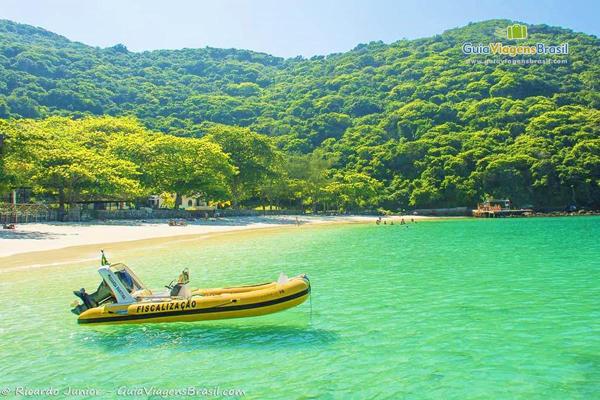 A paradisíaca Praia do Forno, em Arraial do Cabo, RJ.